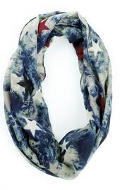 Violet Del Mar US Flag Scarf - Product Mini Image
