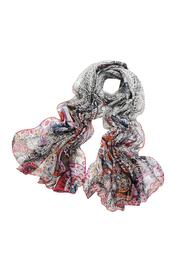 Violet Del Mar Digital Printed Scarf - Product Mini Image