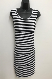 Violet Ruby Striped Tank Dress - Product Mini Image