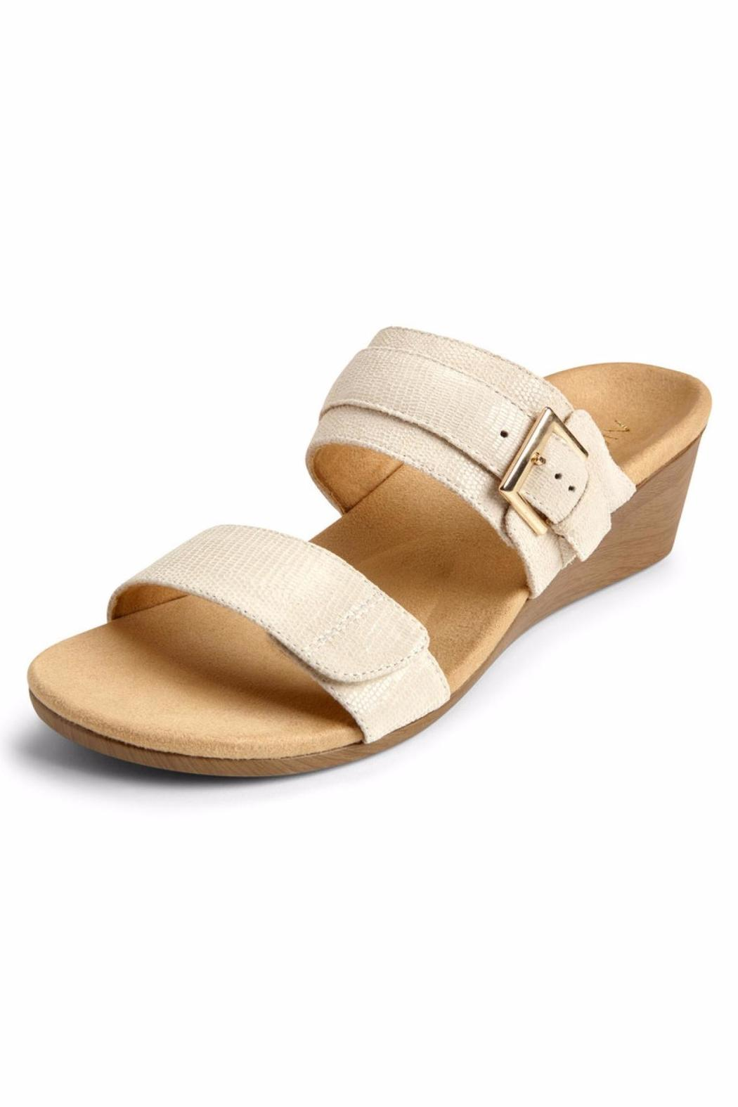 886b28f2c332 Vionic Natoma Wedge Sandal from Edmonton by Modern Sole — Shoptiques