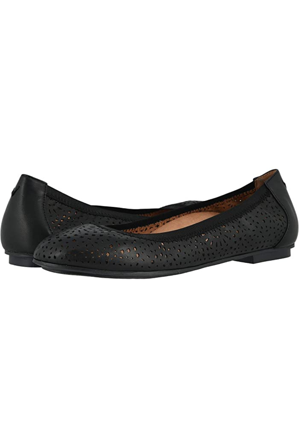 Vionic Robyn Perf Ballet Flat - Back Cropped Image