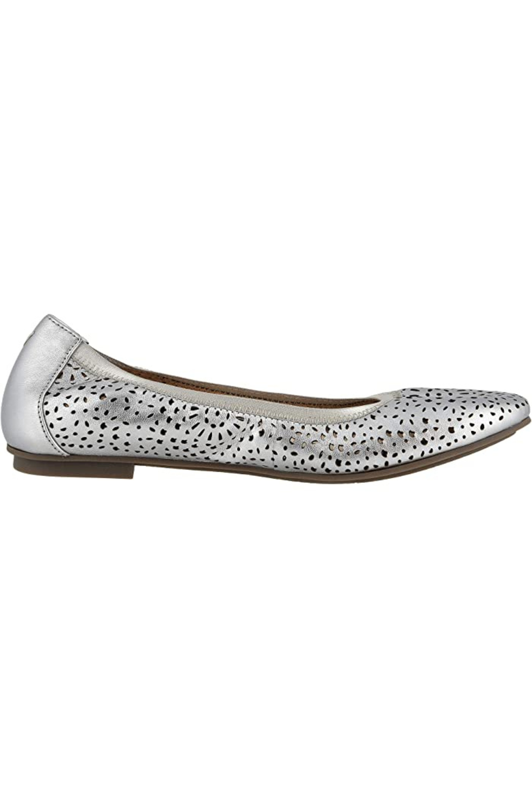 Vionic Robyn Perf Ballet Flat - Front Cropped Image