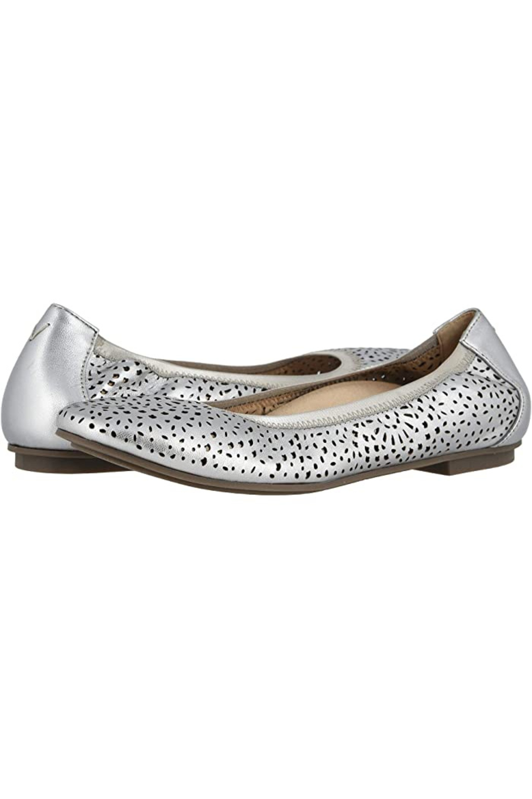 Vionic Robyn Perf Ballet Flat - Front Full Image