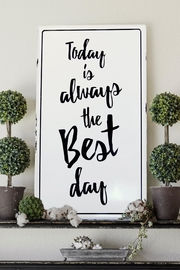 VIP International Best Day Sign - Product Mini Image
