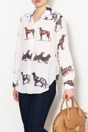 Vipavadee Top Dog Shirt - Product Mini Image