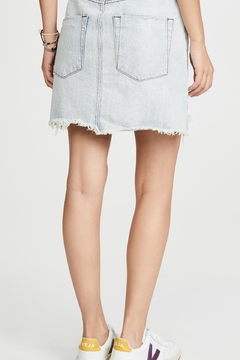 One Teaspoon Viper Denim Skirt - Alternate List Image