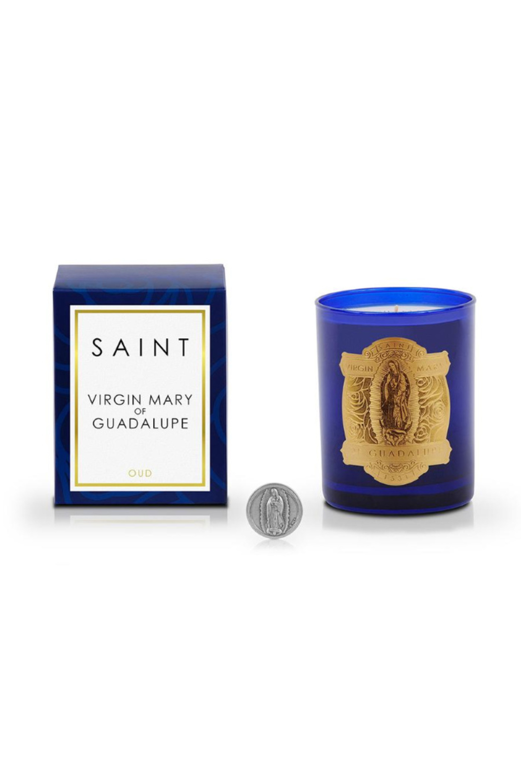 SAINT CANDLES VIRGIN MARY OF GUADALUPE SPECIAL EDITION CANDLE - Main Image
