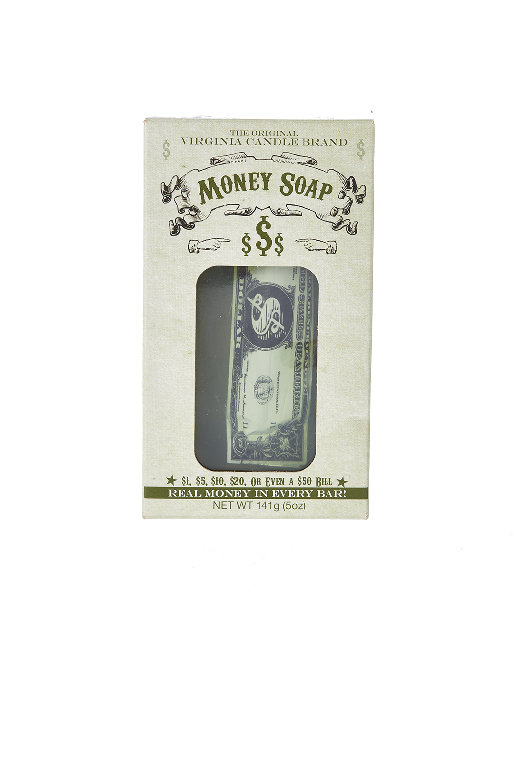 Virginia Candle Company Money Soap from New Hampshire by ...