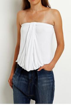 Shoptiques Product: Gathered Tube Top
