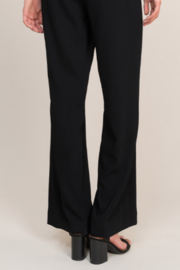Summum Viscose Crepe Trousers - Back cropped