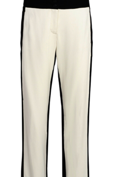 Summum Viscose Crepe Trousers - Product List Image