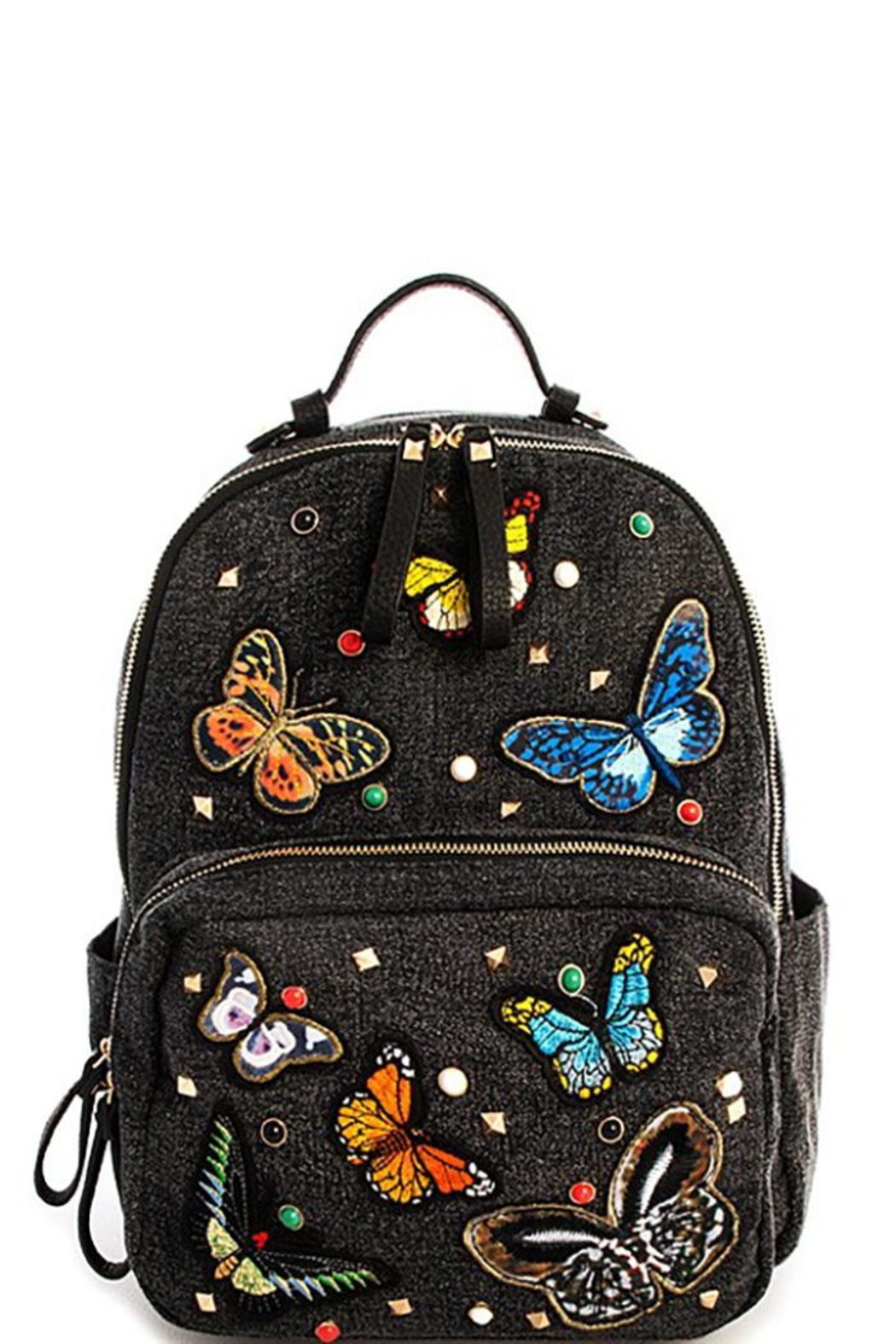 Vital Butterflies Back Pack - Main Image