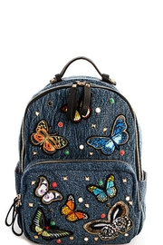 Vital Butterflies Back Pack - Front cropped