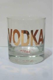 Vital Industries Mixology Rocks Glass - Front cropped