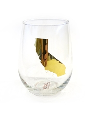 Vital Industries Stemless Wine Glass - Product Mini Image