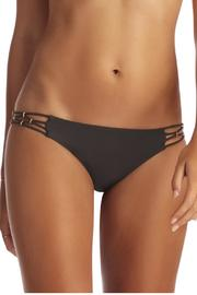 Vitamin A Amber Beaded Hipster - Front cropped