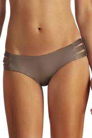Vitamin A Emelia Triple Strap Bottom - Front cropped