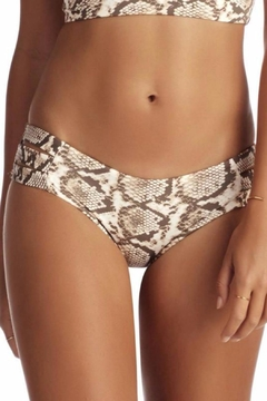 Shoptiques Product: Emelia Triple Strap Bottom