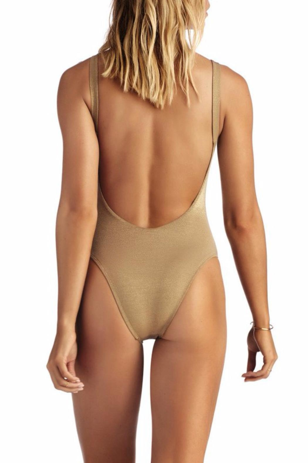 Vitamin A Leah Bodysuit - Front Full Image