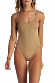 Vitamin A Leah Bodysuit - Front cropped