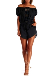 Vitamin A Marmont Romper - Front cropped