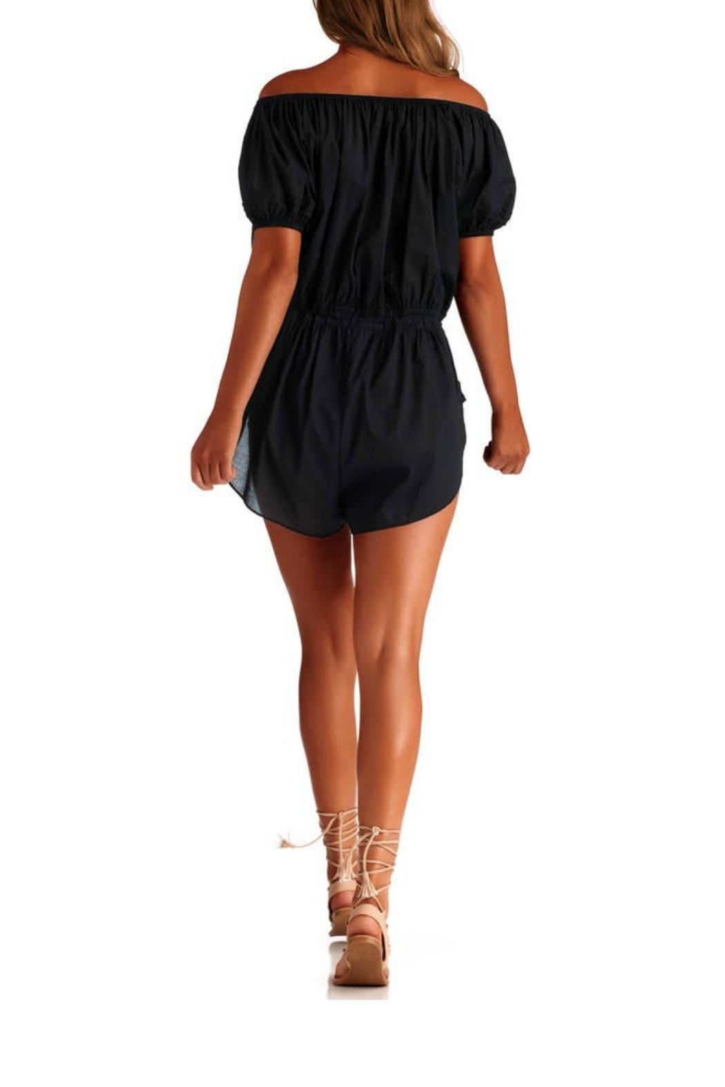 Vitamin A Marmont Romper - Front Full Image