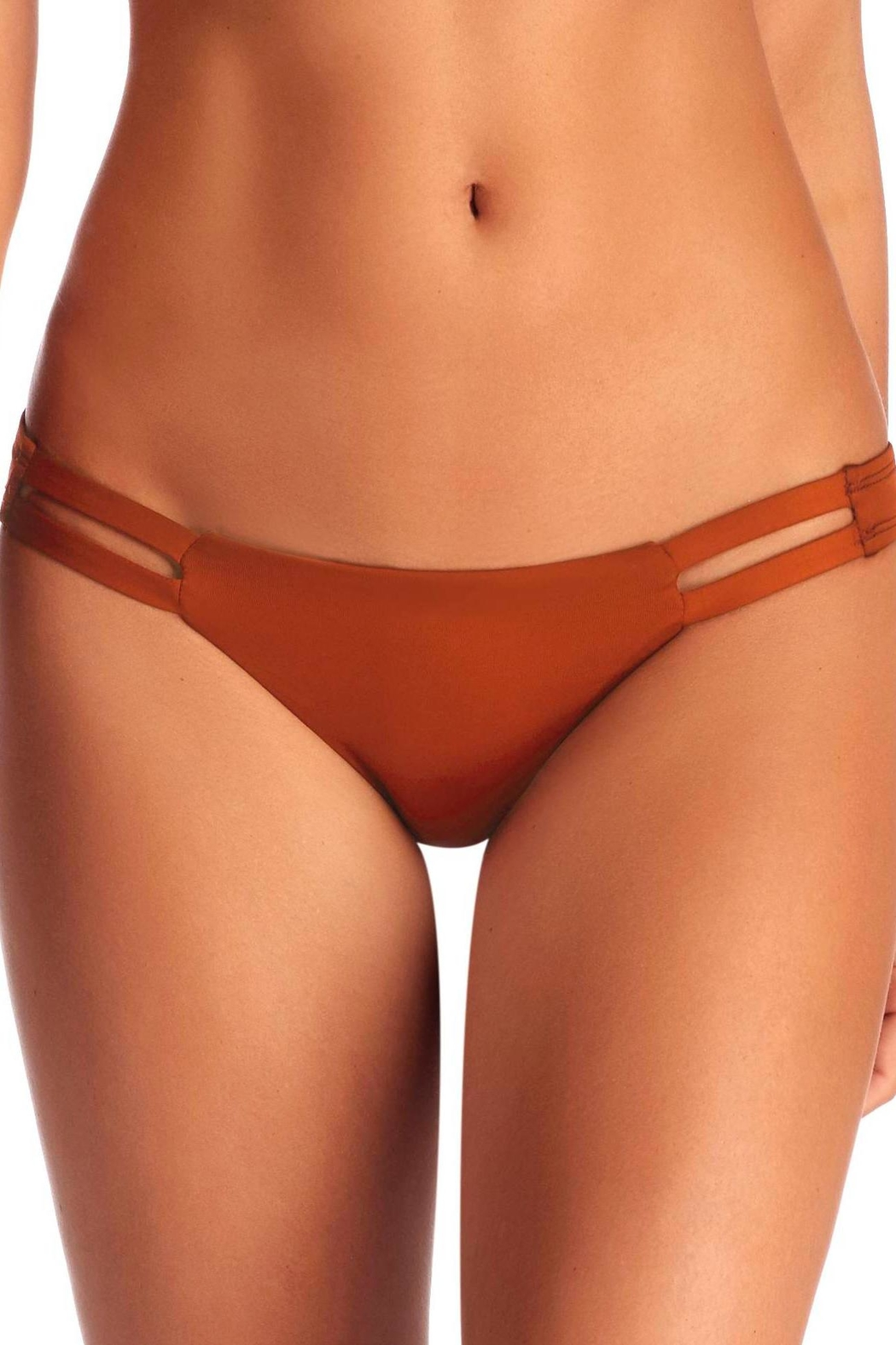 Vitamin A Neutra Hipster Bottom - Front Cropped Image