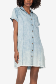 Kut from the Kloth Vittoria Shirt Dress - Product Mini Image
