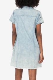 Kut from the Kloth Vittoria Shirt Dress - Side cropped