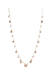 viv&ingrid Peony Garland Necklace - Product Mini Image