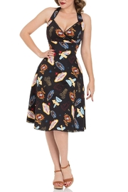 Voodoo Vixen Viva Las-Vegas Dress - Product Mini Image