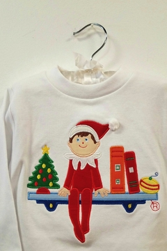 Vive La Fete  Elf On The Shelf Shirt - Alternate List Image