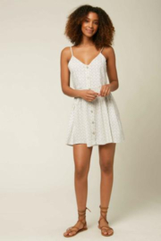 O'Neill Vivette Dress - Back cropped