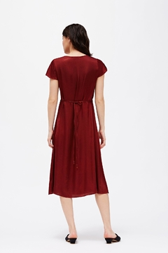 LACAUSA Vivien Satin Dress - Alternate List Image