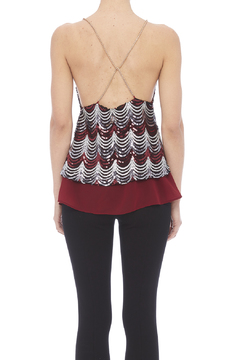 Shoptiques Product: Sequin Sparkle Tank