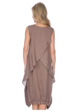 Match Point Vneck Sleeveless Tunic - Product List Image