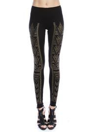 Vocal Stone Detail Leggings - Product Mini Image