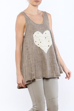 Vocal Oversized Tank Top - Product List Image
