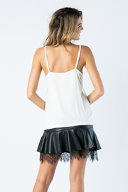 Vocal Apparel Camisole Top With Stones - Side cropped