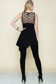 Vocal Apparel Wing Tunic Top - Side cropped