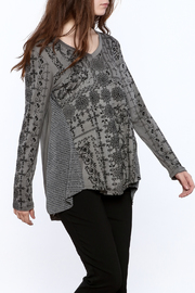 Voice Of California Loose Long Sleeve Top - Product Mini Image