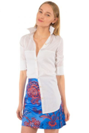 Gretchen Scott Voile Blouse - Product Mini Image