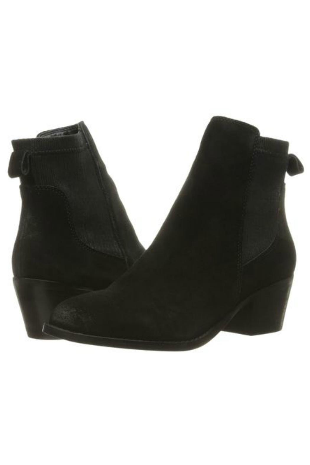 Volatile Bootie With Goring - Front Full Image