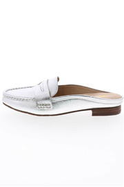 Volatile Metallic Slide Loafers - Product Mini Image