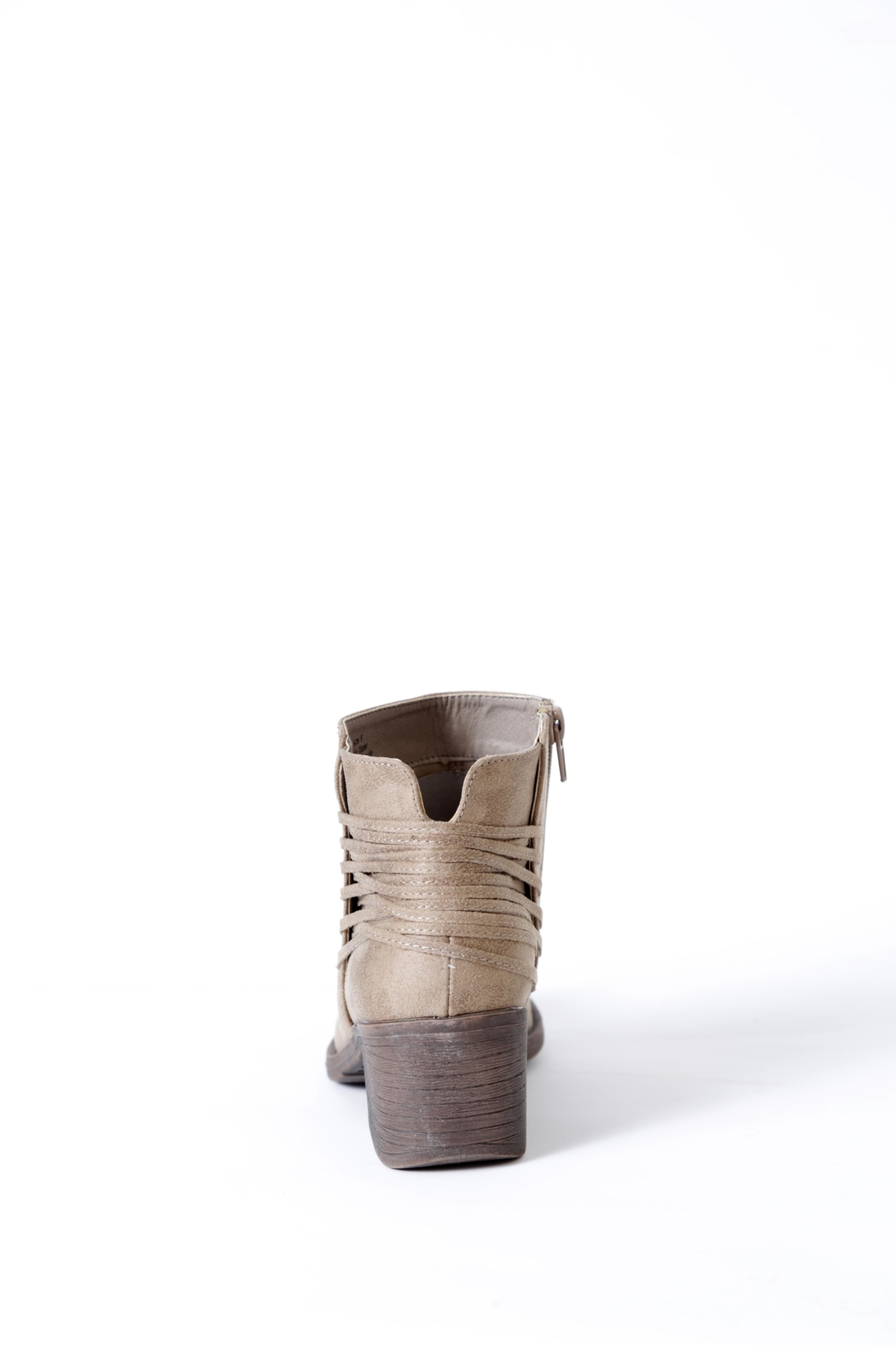 Volatile Merrick Lace Boot - Front Full Image
