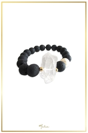 Malia Jewelry Volcanic Quartz Bracelet - Product Mini Image
