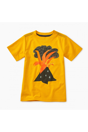 Tea Collection Volcano Graphic Tee - Product Mini Image
