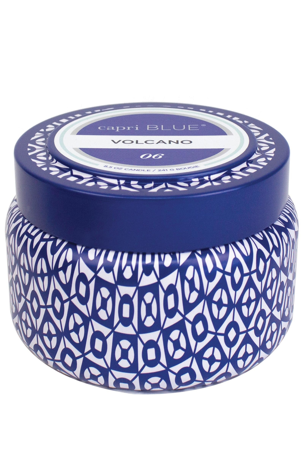 Capri Blue Volcano Travel Candle - Main Image