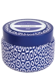 Capri Blue Volcano Travel Candle - Front cropped