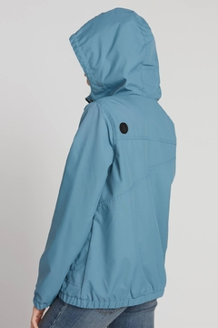 Volcom Blue Lightweight Windbreaker - Alternate List Image